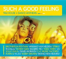 Such a Good Feeling - 90's House & Dance Anthems (3 X CD)