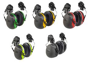 3M PELTOR Optime X Series Helmet Attachment Lightweight X1P3 X2P3 X3P3 X4P3 X5P3