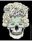 THE USED Skeleton Head Logo Sticker NEW OFFICIAL MERCHANDISE RARE