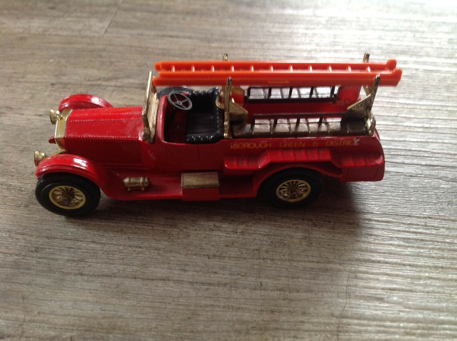 Matchbox Models Of Yesteryear Y-6D Rolls Royce Fire Engine 1920