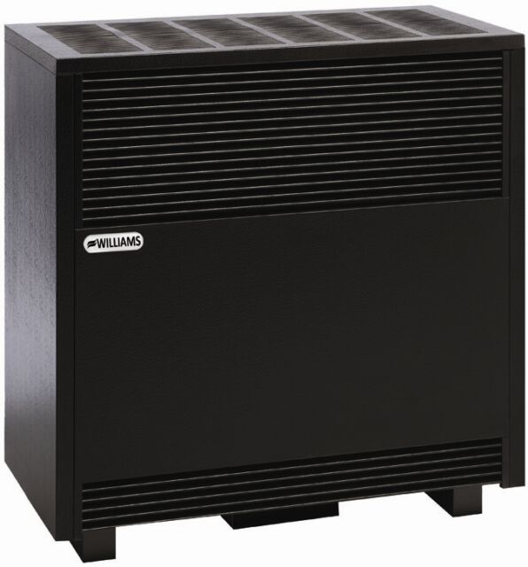 Williams 6501922A 65,000 BTU Console Vented Room Heater with Blower - NG