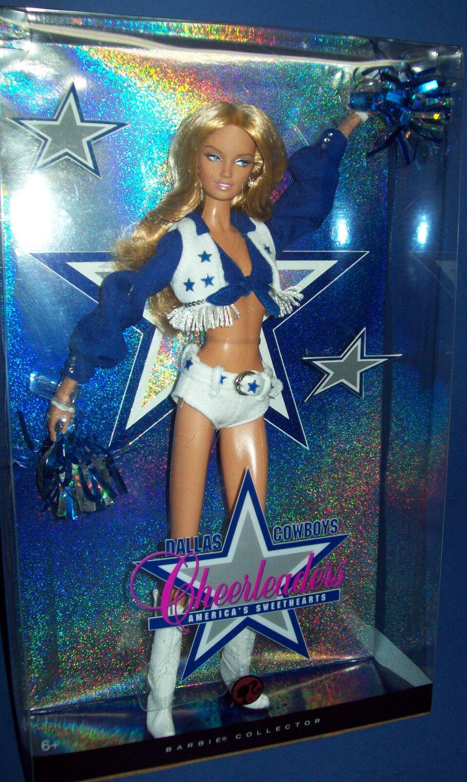 Barbie Dtuttias Cowboys Cheerleader  Biondo 2007 America's Cuori - Pennino  la migliore offerta del negozio online