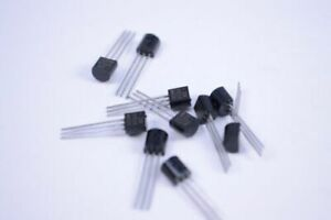 10pk-PN2222-NPN-GP-Amp-Transistors