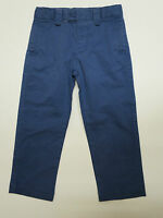 Boys chino trousers ex brand age 2 3 4 5 6 7 years  RRP £24 *NEW* moonlight blue