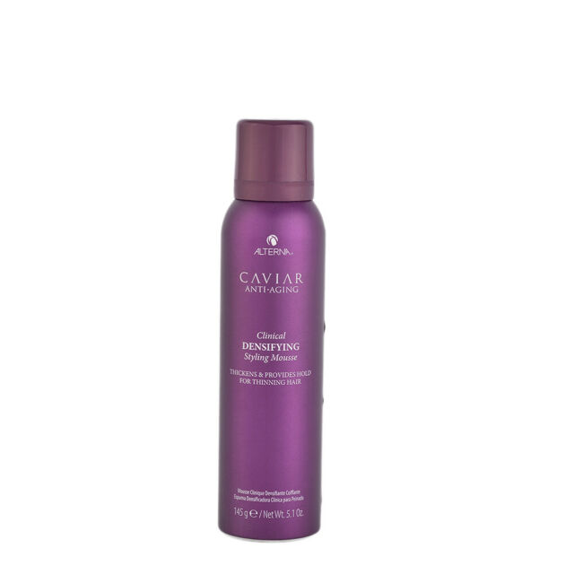 Alterna Caviar Clinical Densifying Styling Mousse 145g - schiuma ridensificante