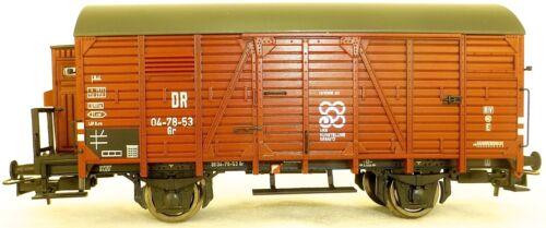 VEB Kunstblume geschlossener Güterwagen DR Liliput L235089 H0 1:87 OVP KC2 å*