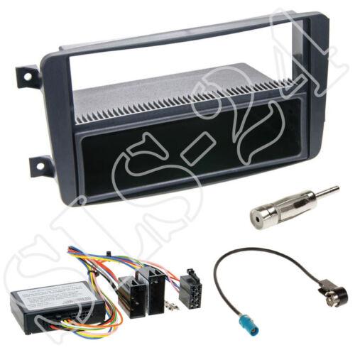 multi cable adaptador puede autobús LFB Clase de Mercedes C W203 radio ajuste 05//2000-2004