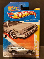 2011 Hot Wheels 18 Models 18/50 - Back To The Future Time Machine