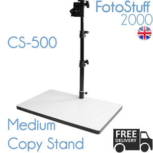 CS-500-Medium-Copy-Stand-Rostrum-50-CM-Max-Height-Quick-Release-UK-Stock