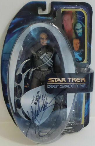 generale martok Action Figure Made for DIAMOND SELECT TOYS STAR Trek