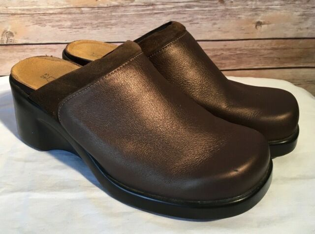 Shoes EUR 40 US 9 Brown Bronze Leather