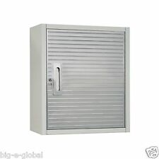 Seville Classics Garage Commercial Steel Wall Cabinet Adjustable Shelf Tool Box