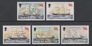 Ile-de-Man-1984-The-Karran-Flotte-Expedie-Ensemble-MNH-Sg-259-63
