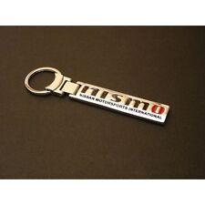 porte-clés logo Nissan Nismo, 240SX, Skyline, 350Z, 370Z, GT-R, 280ZX, 300ZX Mot