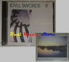 CD IDYLL SWORDS II SIGILLATO THE COMMUNION LABEL COMM56 lp mc dvd