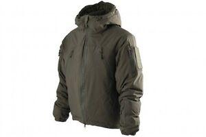 Carinthia Mig Insulation Garment Goretex Outdoor Jacket Veste D'hiver Olive Xl-afficher Le Titre D'origine Haute Qualité Et Bas Frais GéNéRaux