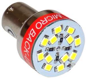 Obligeant Ampoule Sonore P21w 12v Pour Marche Arrière Feu De Recul Bip-bip Sang Nourrissant Et Esprit RéGulateur