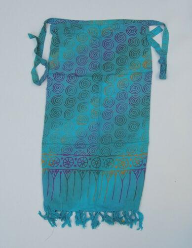 Sarong Wickeltuch medium Pareo Lungi Sarongs //SM010