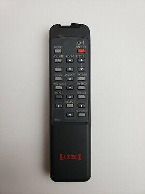NEW EIKI EIP-250 Projector Remote Control RRMCGA676WJSA
