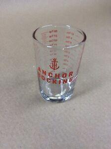 Anchor Hocking Measuring Glass