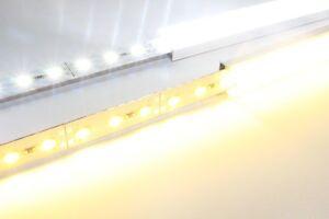 Super-Bright-LED-Lighting-5630-White-amp-Warm-Aluminum-Shell-Under-Cabinet-Light