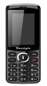 Onestyle-b10-Portable-telephone-mobile-avec-clavier-simple-pas-cher-Neuf