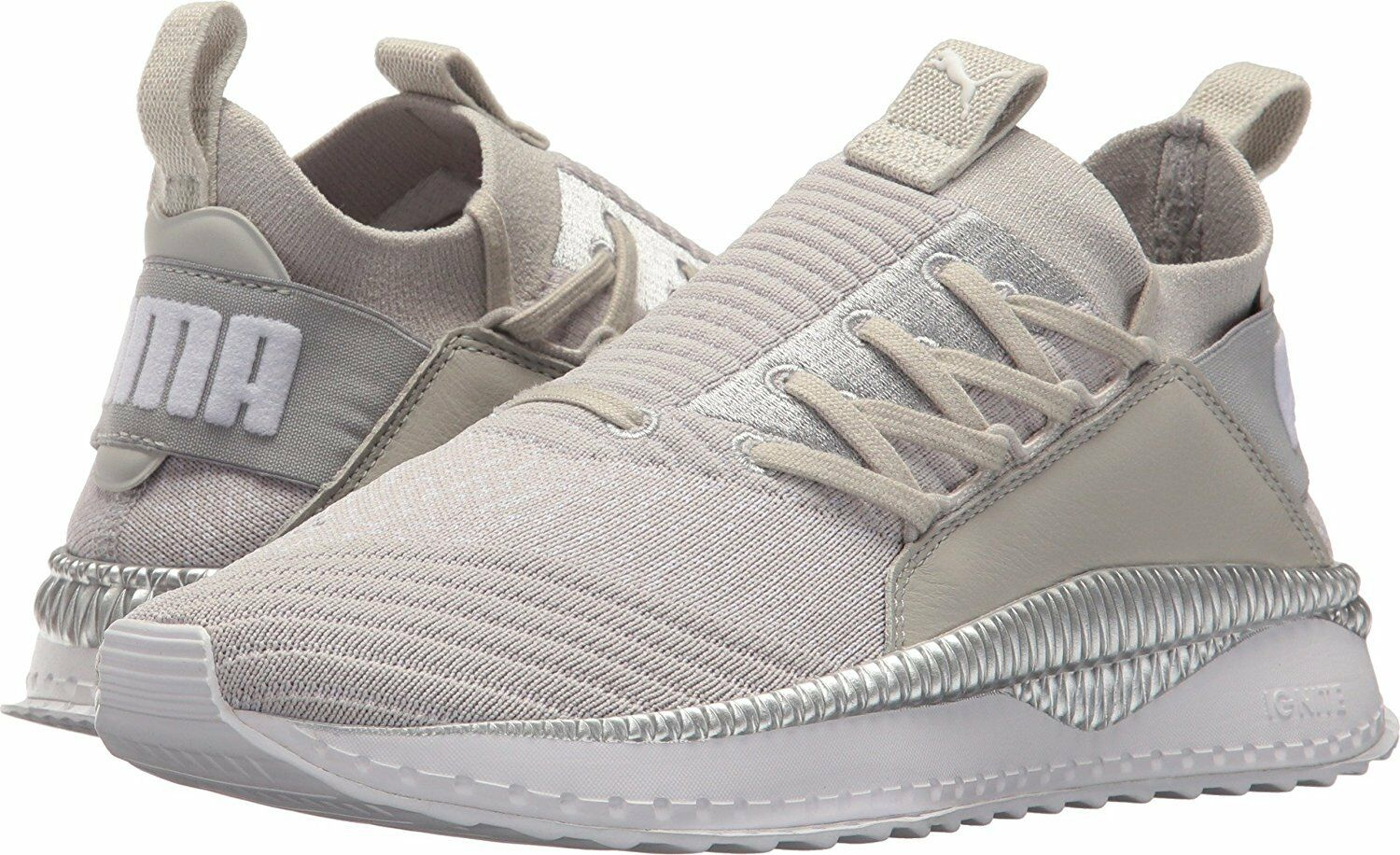 PUMA Tsugi Jun Metallic Gray Violet/Metalli<wbr/>c Beige (WS) (367044 01)