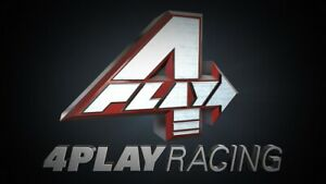 Details about 4 PLAY RACING Competition Platform Sim Rig for AccuForce  SimXperience Wheel