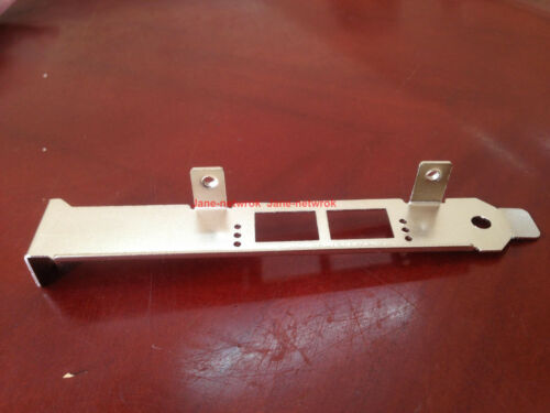 HEIGHT BRACKET FACE PLATE for Qlogic 2562 QLE2562,HP AJ764A 468508-001
