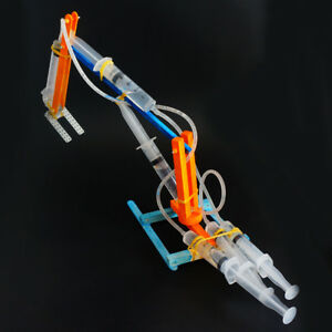 DIY-Hydraulic-Excavator-Robot-DIY-Educational-Toy-Robot-Assembled-Toy-Gift-For-C