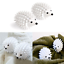 Hedgehog-Dryer-Balls-Fabric-Washing-Softener-Reusable-Accessories-Sweater-Skirt thumbnail 1