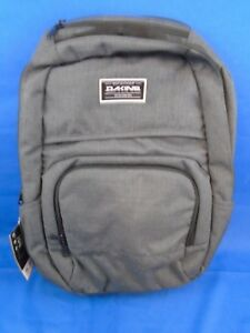 8b402dd11f4 Dakine Campus DLX 33L Backpack Pack Carbon 610934146554 | eBay