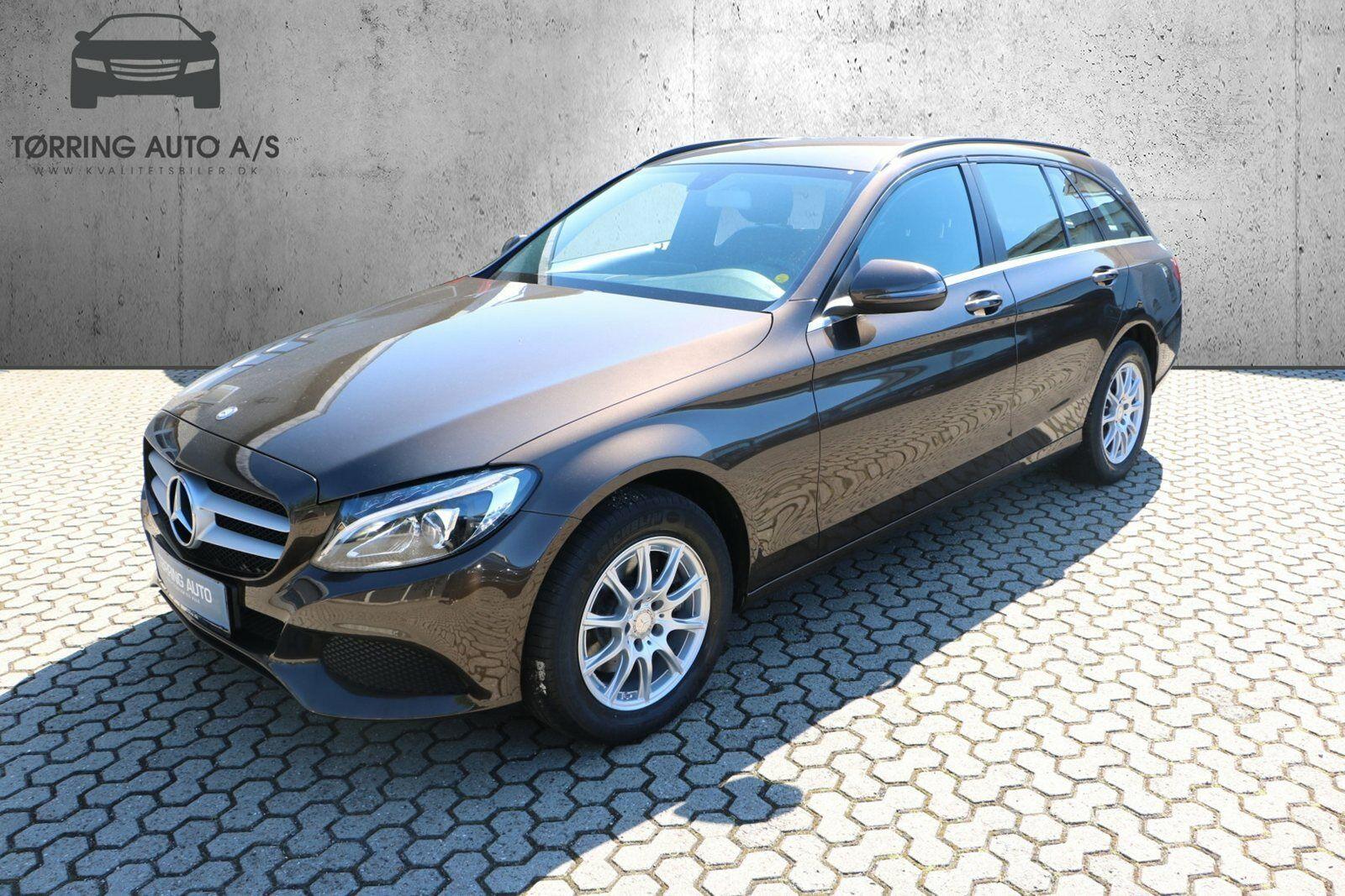 Mercedes C220 d 2,2 Business stc. aut. 5d - 319.900 kr.