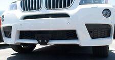 2010-2014 BMW X3 M Sport  - Removable Front License Plate Bracket Holder