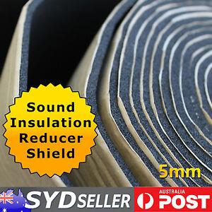 5mm-Sound-Deadener-Acoustic-Carpet-Truck-Car-Underfelt-Underlay-Mat-100-x-130cm