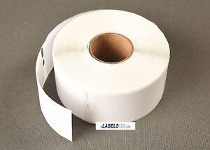 Dymo® Compatible 30320, 5 Rolls White Rectangular Address Labels.