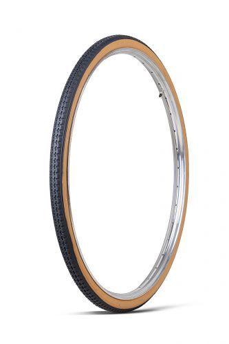 Reifen schwarz Gum Wall 28 x 1 1//2 40-635
