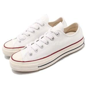 All White Chuck Converse Taylor Ox Men Jahre 70 Star 70er Women 162065c Saite erste AnBvxBFp