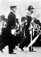8x10 Photo: King George V At The Funeral Of His Father, King Edward Vii