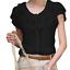 Summer-Womens-Chiffon-Undershirts-T-Shirt-Sleeveless-Tunic-Tops-Blouse-Shirt thumbnail 7