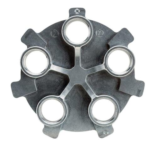 Grey RCBS Pro Chucker 5 Die Plate