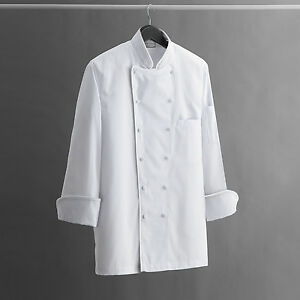 64a8e86ee Image is loading New-In-Package-Cintas-Chef-Jacket-White-Uniform-