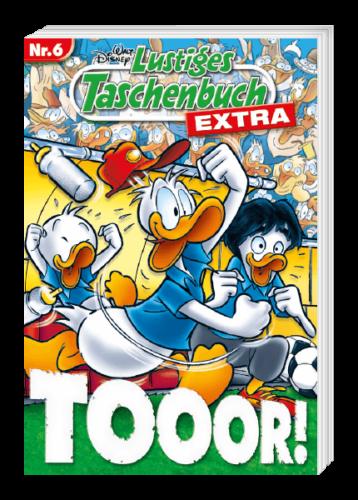 LTB Extra 6 - Tooor - Ehapa Media , Z: 0-1 (ungelesen)