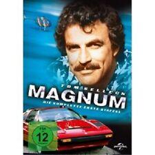 MAGNUM SEASON 1 - 6 DVD NEUWARE TOM SELLECK,JOHN HILLERMAN,ROGER E.MOSLEY
