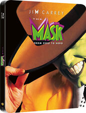 Die Maske - Blu-ray Steelbook - Out of Print - deutsch - mit Prägung