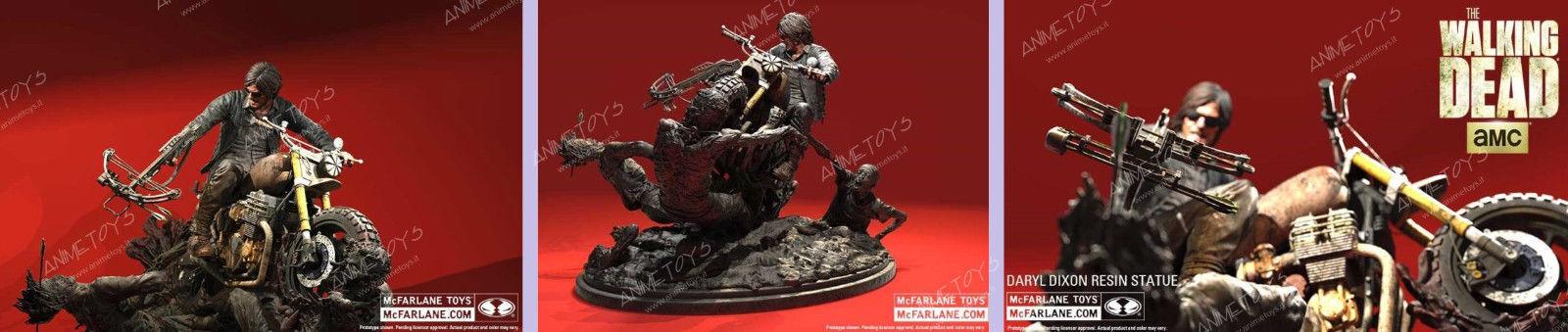 McFarlane THE WALKING DEAD – Daryl Dixon Limited Statue
