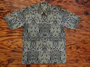 Batik-Short-Sleeve-Shirt-Cotton-Singapore-Collections