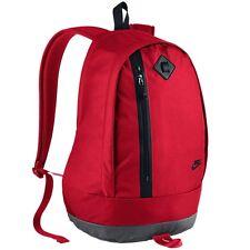 "$80 NWT NIKE Cheyenne 2015 Brasilia Auralux 17"" Laptop Prime Team Backpack Red"