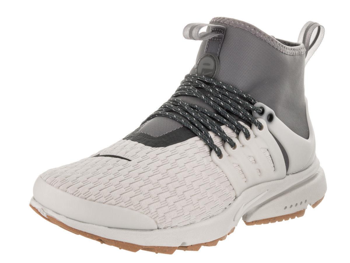 Nike Air Presso Mid  Utility Premium Light Bone Medium AA0674 001 Dimensione multiple  migliore qualità