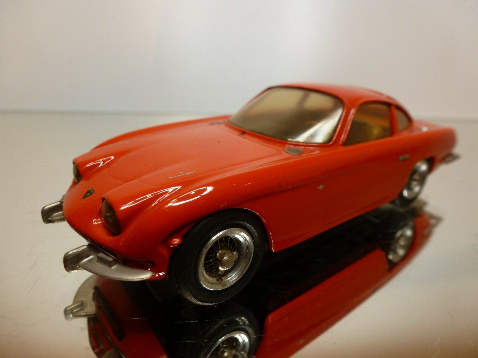 WESTERN MODELS LAMBORGHINI 350GT - SMALL WHEELS 1 43 - GOOD CONDITION - 2